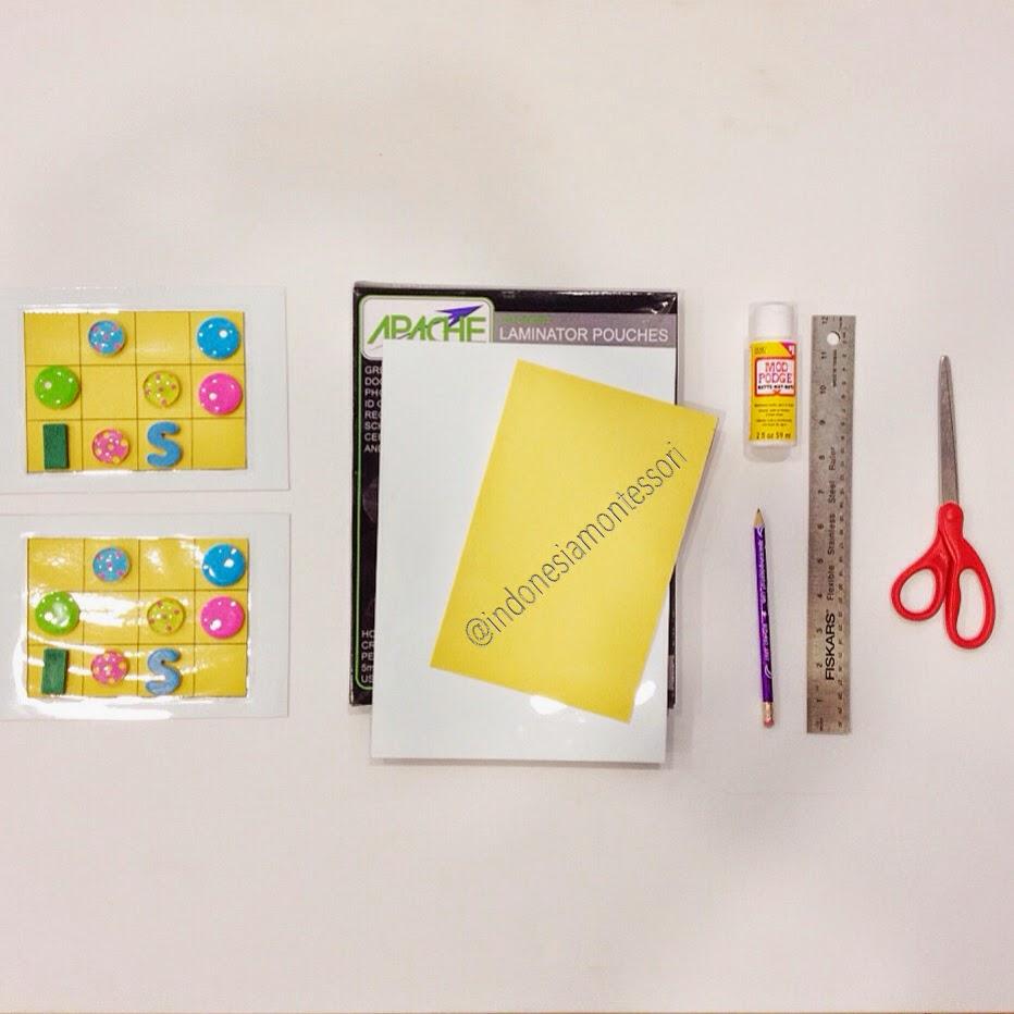 Ide Mainan Anak Buatan Sendiri : DIY Momentary Memory Board for ...